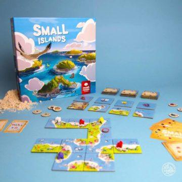 小島 Small Islands