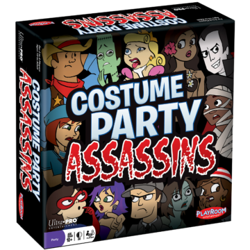 Costume Party Assassins 密弒派對